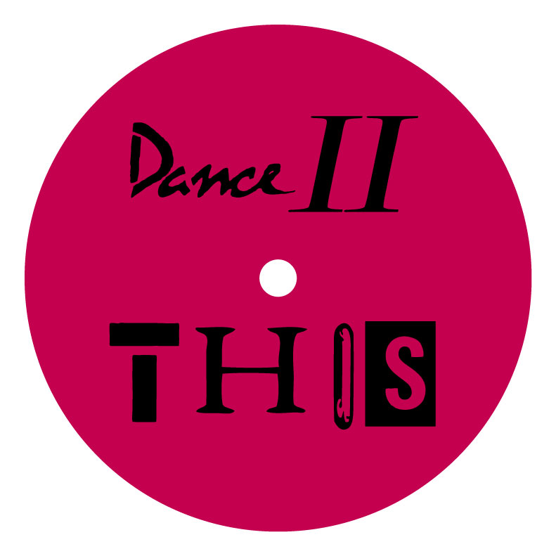 "Cover of ""Dance to This"" Mixtape, designed by Axel Pfaender"