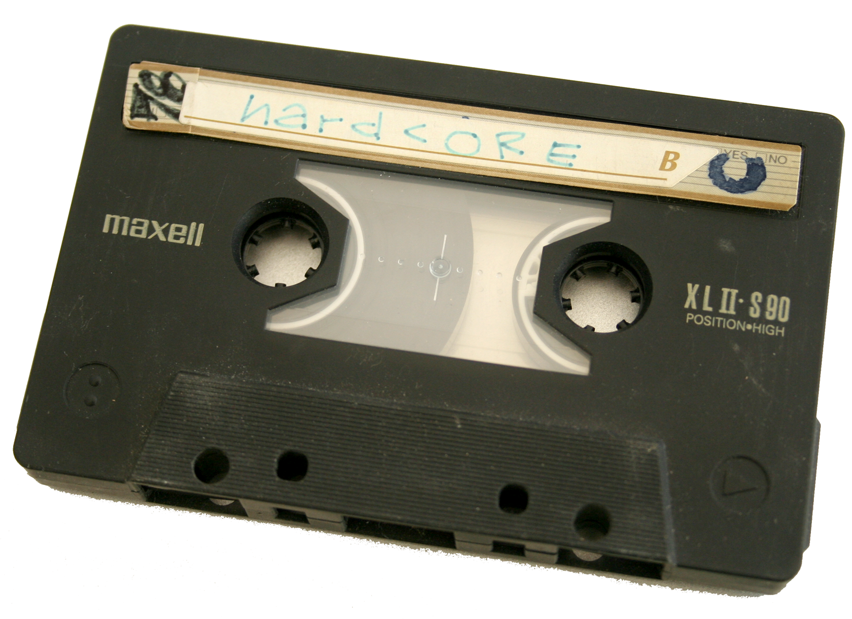 Picture if Original Cassette Tape