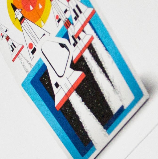 Arcade Art Poster