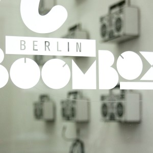 Berlin Boombox JAM