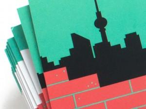 Berlin Boombox – Postkarte
