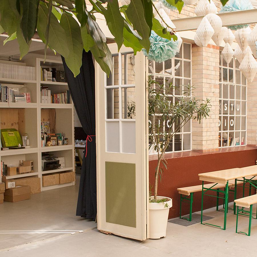 Studio Axel Pfaender in Stuttgart